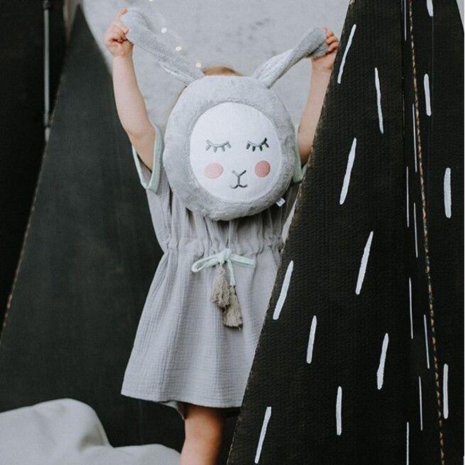 Pagalvėlė - veidelis Kiškutis
