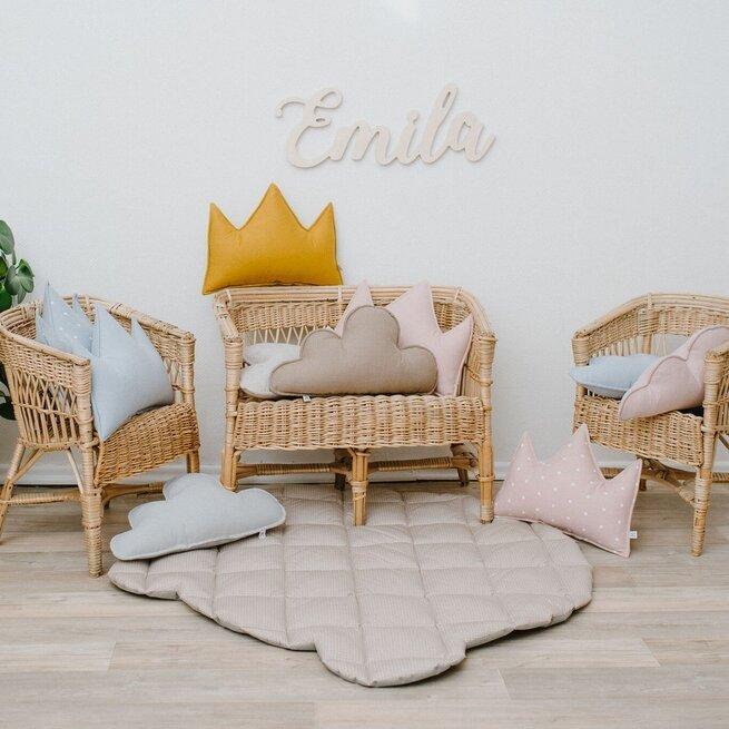 Dekoratyvinės pagalvėlės: 3 už 2 kainą!