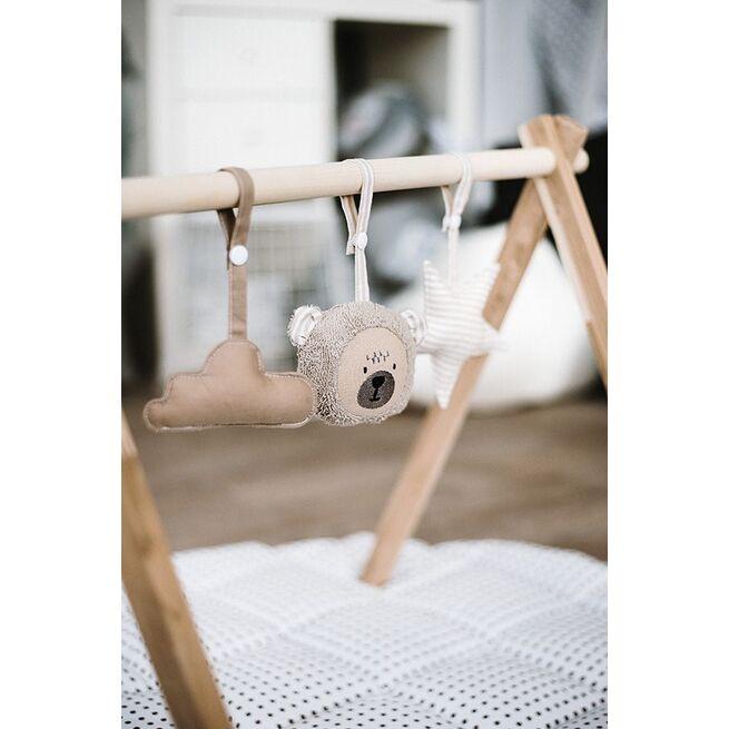 RINKINYS! Lavinamasis stovelis, žaisliukai MEŠKUTIS ir kilimas