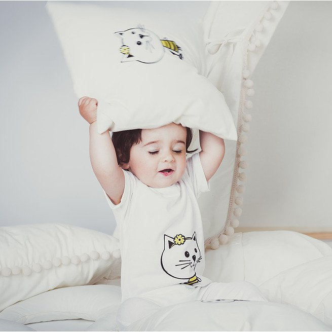 """Vaikiška pižamėlė """"Katytė"""""""